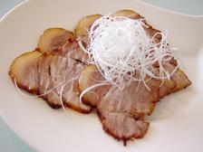 手作りチャーシュー(焼き豚)