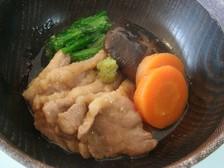 鴨の治部煮