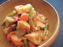 根菜のラタトゥイユ