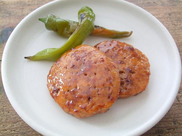 Chicken tsukune balls