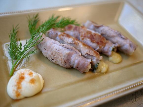 豚肉のしそチーズ巻き
