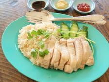 海南鶏飯(ハイナンチーファン・海南チキンライス)