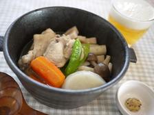 根菜類のポトフ