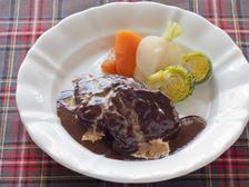 牛すね肉の煮込み チョコレート風味