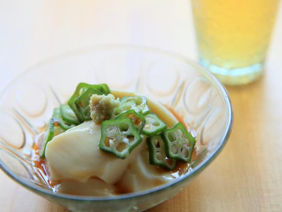 自家製湯葉豆腐