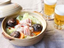 白菜と豚ばら肉の塩鍋