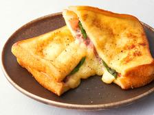 トースターで簡単フレンチトースト