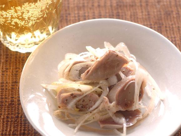 砂 肝 レシピ